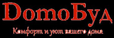 Логотип магазина домобуд